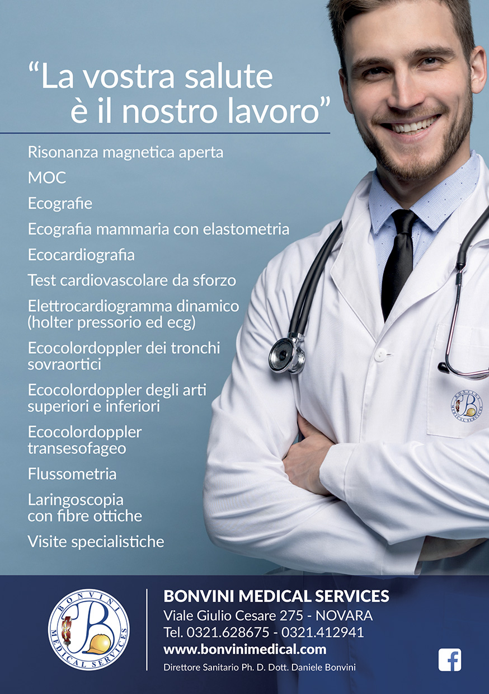 Bonvini Medical Services Local Card Offerte Novara