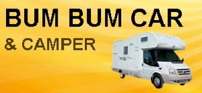 BUM BUM CAR E CAMPER